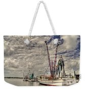 Captain Phillips Weekender Tote Bag by Benanne Stiens