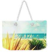 Captiva Island Photography Light Leaks Weekender Tote Bag