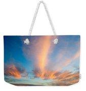 Captivating Clouds Weekender Tote Bag