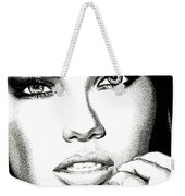 Captivating Eyes Weekender Tote Bag