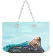 Captivating Mermaid Weekender Tote Bag