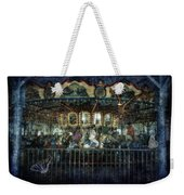 Captive On The Carousel Of Time Weekender Tote Bag