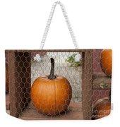 Captive Pumpkins Weekender Tote Bag