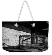 Captivity Defied Liberty Attained Weekender Tote Bag