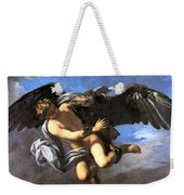 Capture Of Ganymede Weekender Tote Bag
