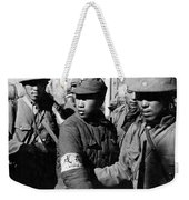 Captured Chinese Soldier Weekender Tote Bag