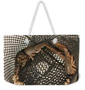 Captured Crawdaddies Weekender Tote Bag
