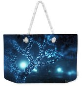 Captured Stars Weekender Tote Bag