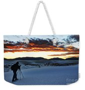 Capturing The Sunset Weekender Tote Bag