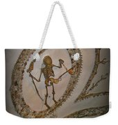 Capuchin Chapel Rome Italy Weekender Tote Bag