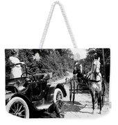 Car And Carriage, 1914 Weekender Tote Bag