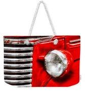 Car - Chevrolet Weekender Tote Bag