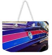 Car Colors Weekender Tote Bag