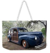 Car - Ford - Wagon - Classic Weekender Tote Bag