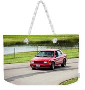 Car No. 34 - 03 Weekender Tote Bag