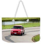 Car No. 34 - 04 Weekender Tote Bag
