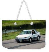 Car No. 35 - 03 Weekender Tote Bag