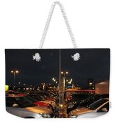 Car Park Beauty Weekender Tote Bag
