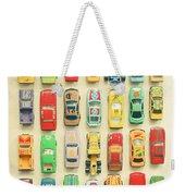 Car Park Weekender Tote Bag