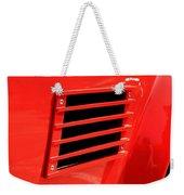 Car Reflection 10 Weekender Tote Bag