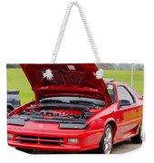 Car Show 021 Weekender Tote Bag