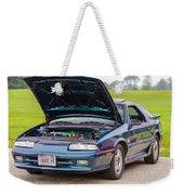 Car Show 022 Weekender Tote Bag