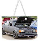 Car Show 023 Weekender Tote Bag