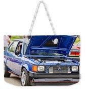 Car Show 024 Weekender Tote Bag