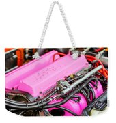Car Show 027 Weekender Tote Bag