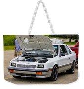 Car Show 029 Weekender Tote Bag