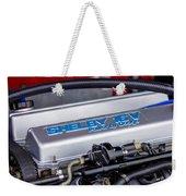 Car Show 033 Weekender Tote Bag