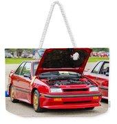 Car Show 034 Weekender Tote Bag