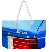 Car Show 035 Weekender Tote Bag