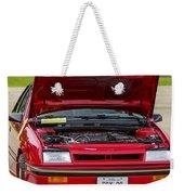 Car Show 037 Weekender Tote Bag