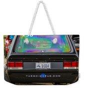 Car Show 038 Weekender Tote Bag