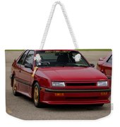 Car Show 040 Weekender Tote Bag