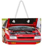 Car Show 041 Weekender Tote Bag