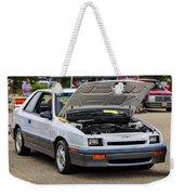 Car Show 045 Weekender Tote Bag
