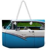 Car - Victoria 56 Weekender Tote Bag