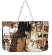 Caramel Carousel Weekender Tote Bag
