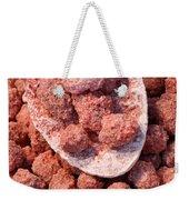 Caramelized Peanuts Weekender Tote Bag