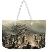 Caravan Of Armenian Merchants Weekender Tote Bag