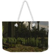 Carboniferous Forest Of The Eastern Weekender Tote Bag