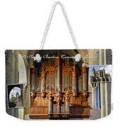 Carcassonne Montage Weekender Tote Bag