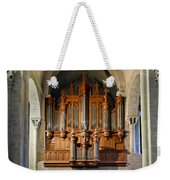 Carcassonne Organ Weekender Tote Bag