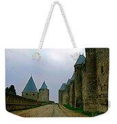 Carcassonne Walls Weekender Tote Bag by France  Art