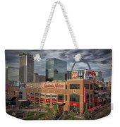 Cardinals Nation Ballpark Village Dsc06175 Weekender Tote Bag
