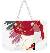 Cardinals Shadow Player2 Weekender Tote Bag