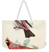 Cardinals Weekender Tote Bag