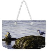 Care To Share? Weekender Tote Bag